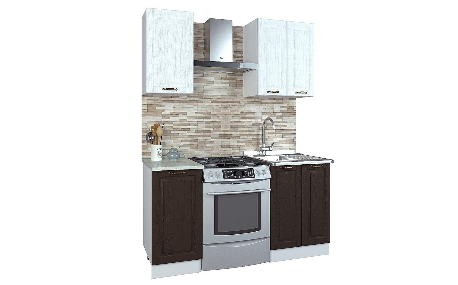 Прямой кухонный гарнитур 150-69162