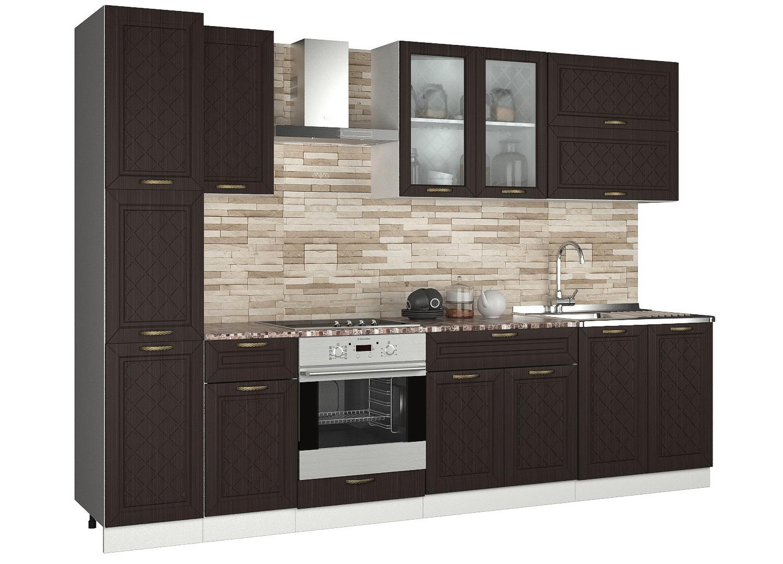 Прямой кухонный гарнитур 150-68916