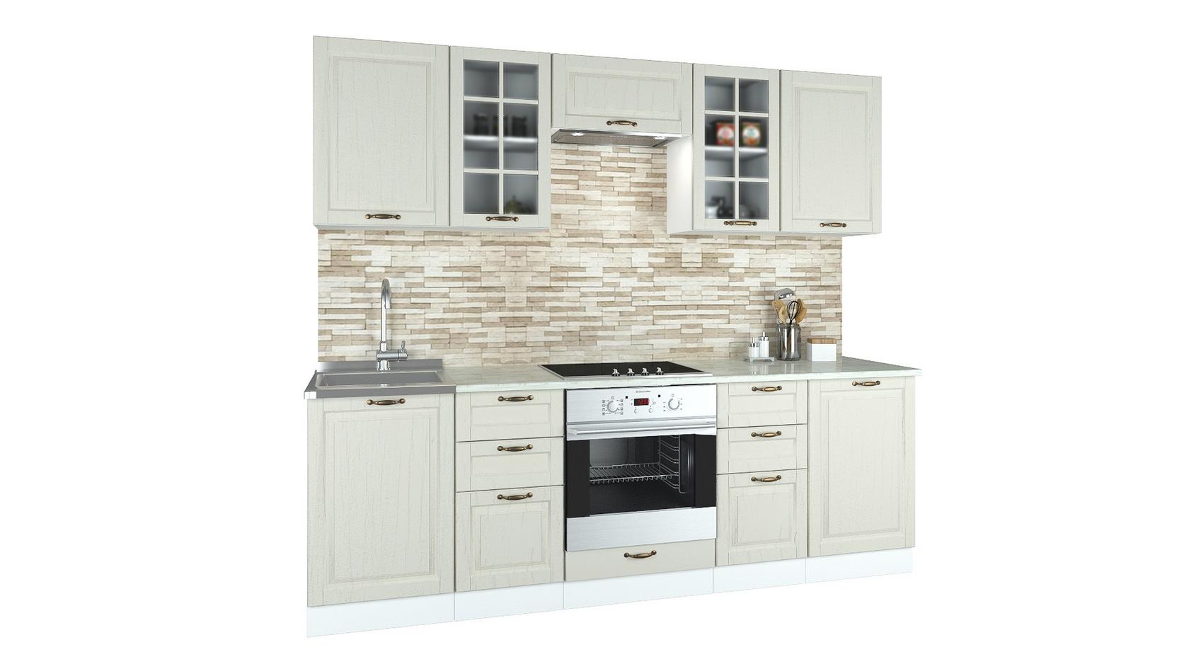 Прямой кухонный гарнитур 150-69091