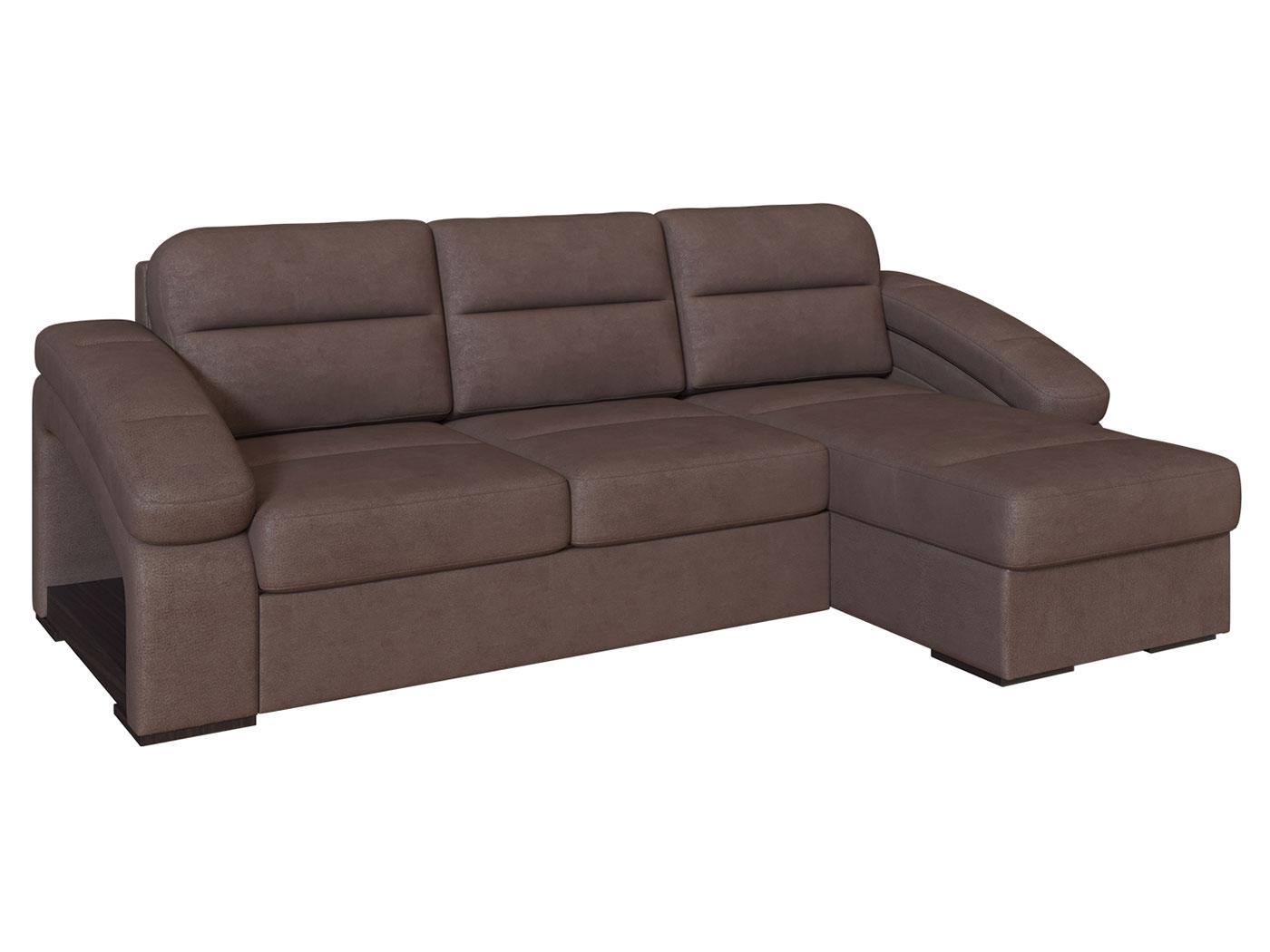 Угловой диван с оттоманкой 179-82736