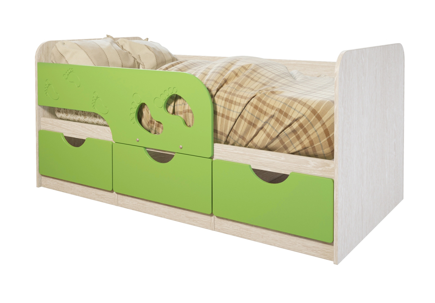 Детская кровать 150-86636