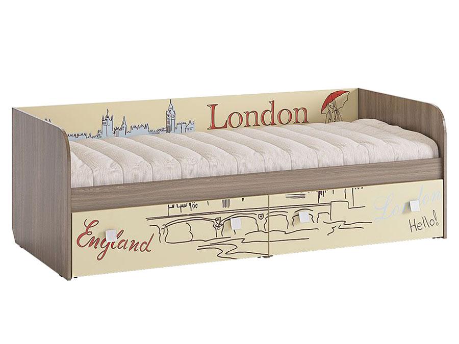 Детская кровать 179-63101