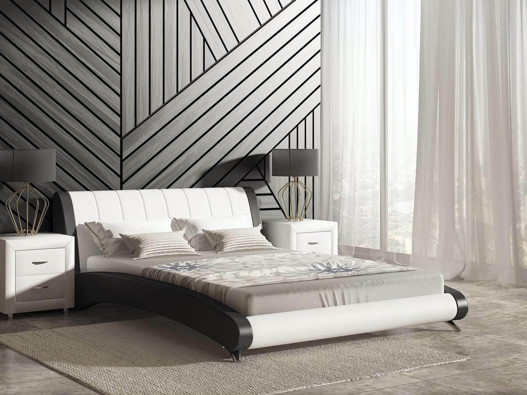 Двуспальная кровать 179-88330