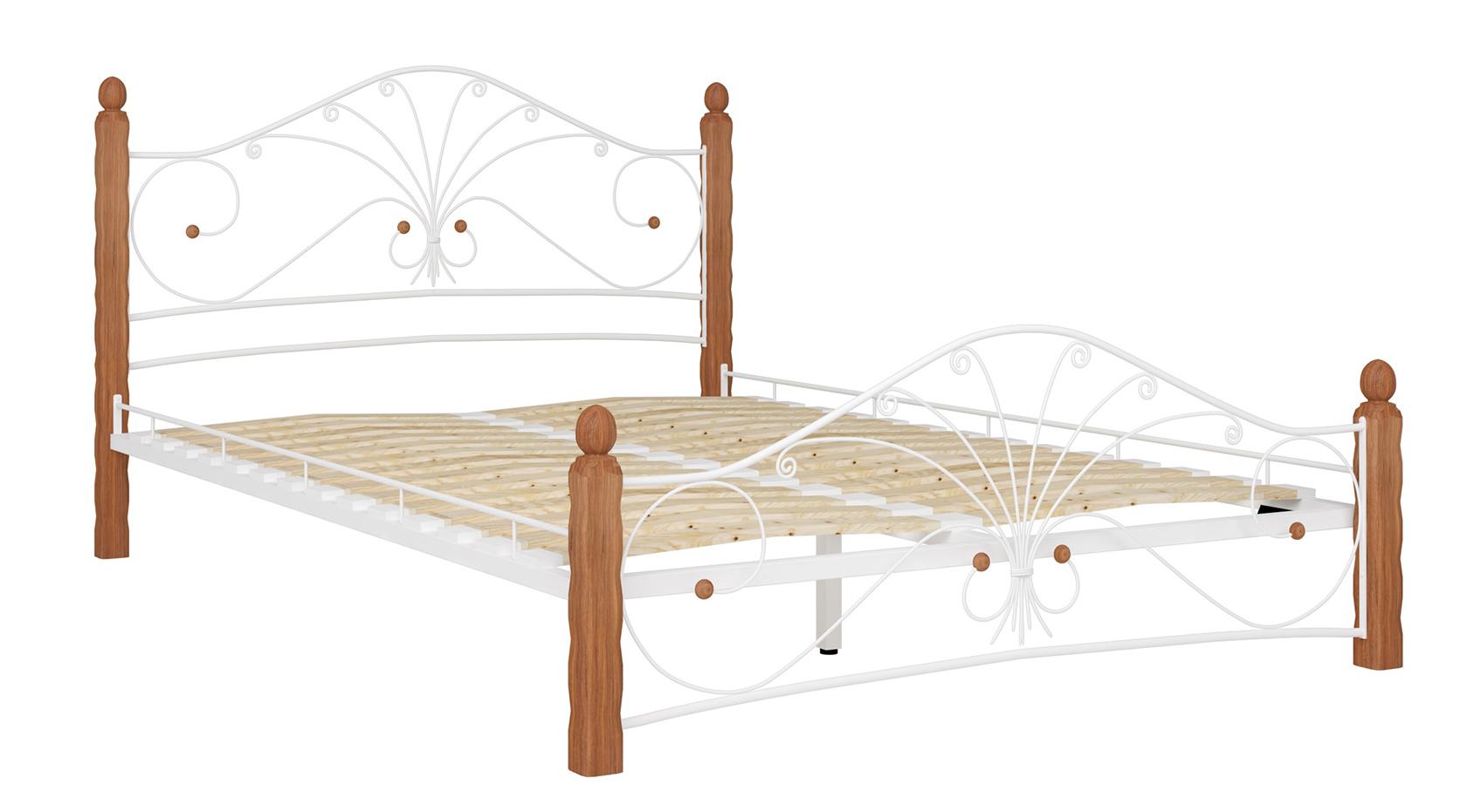 Двуспальная кровать 108-75802