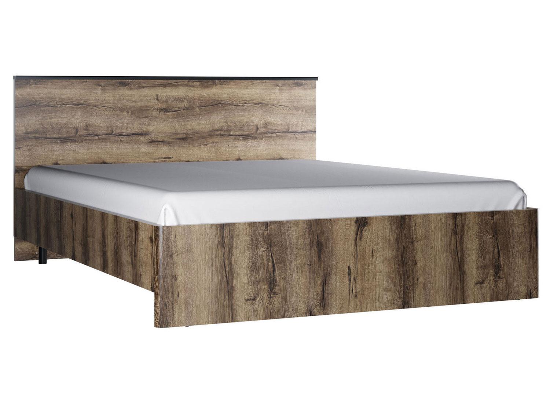 Двуспальная кровать 108-95809