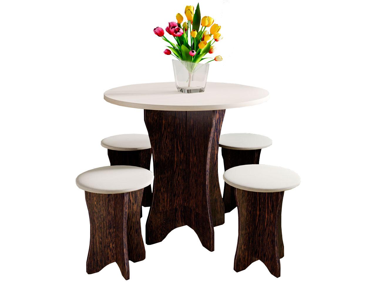 Обеденная группа для столовой и гостиной 150-76443