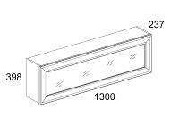 Навесной шкаф 500-117818