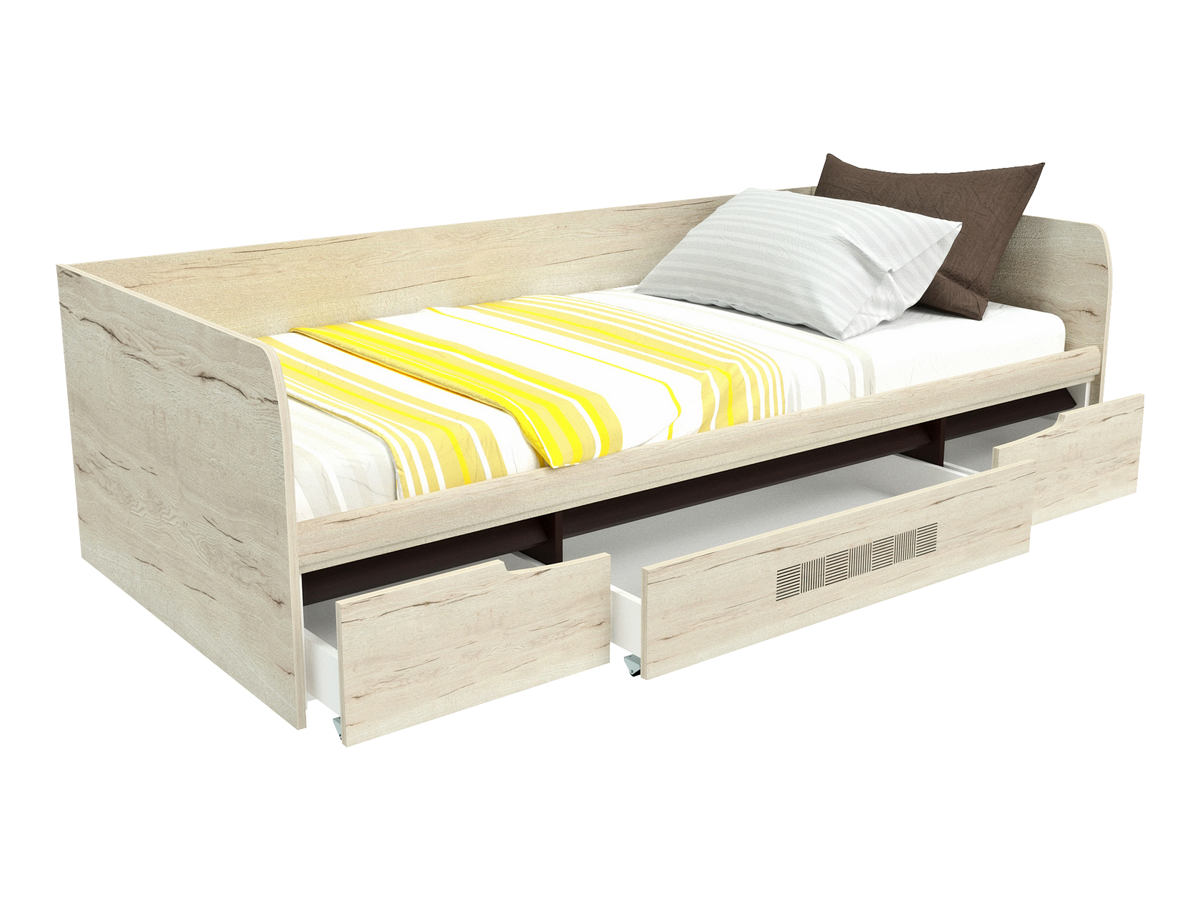 Кровать 150-94275