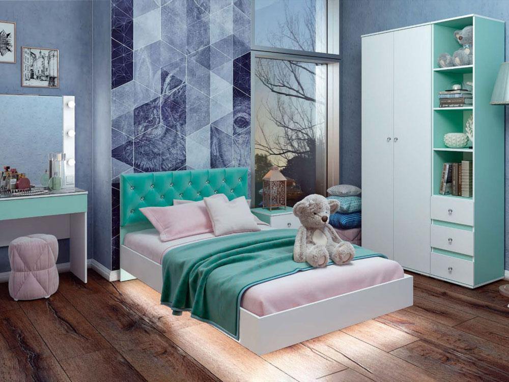 Односпальная кровать 150-128675
