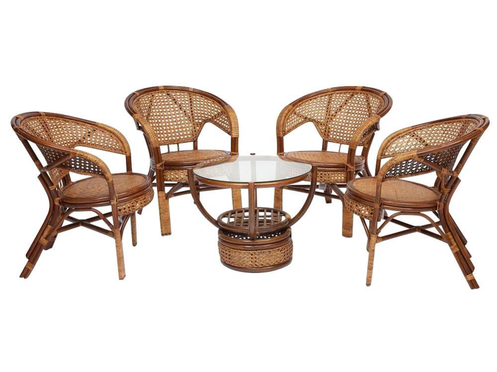 Комплект плетеной мебели 186-128650