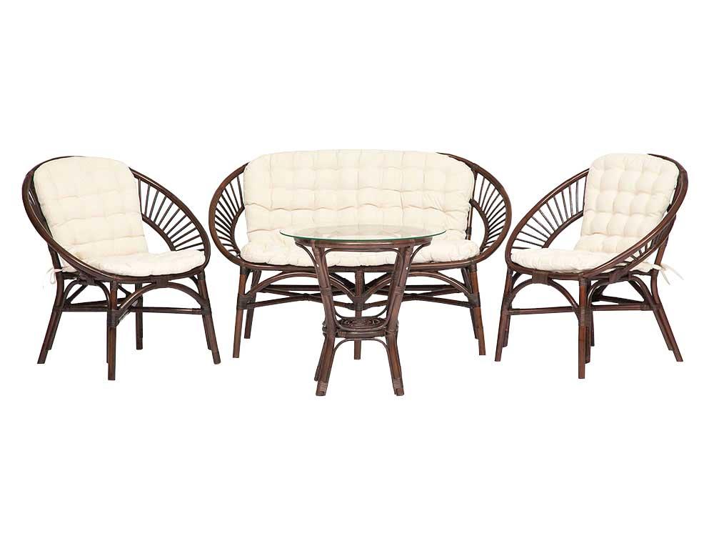 Комплект плетеной мебели 150-102863
