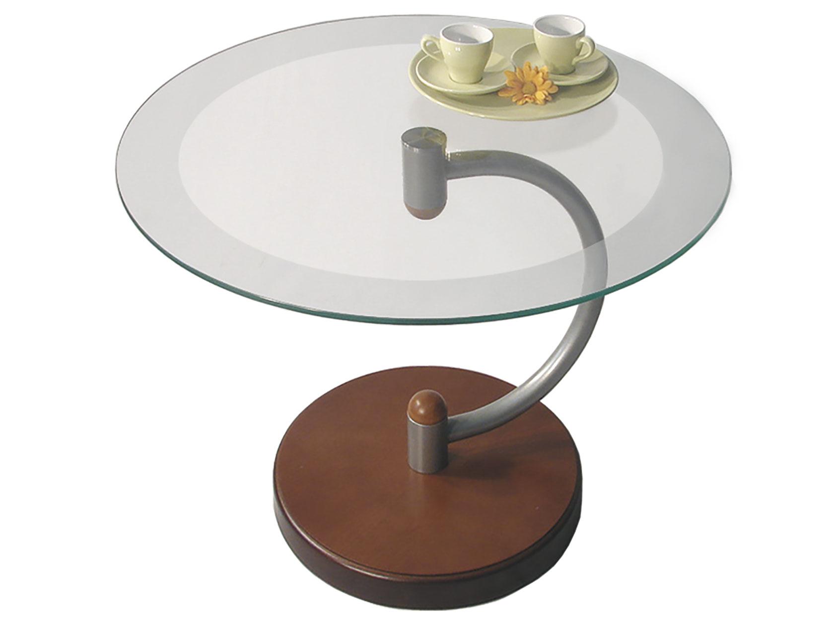 Кофейный стол круглый 180-4501