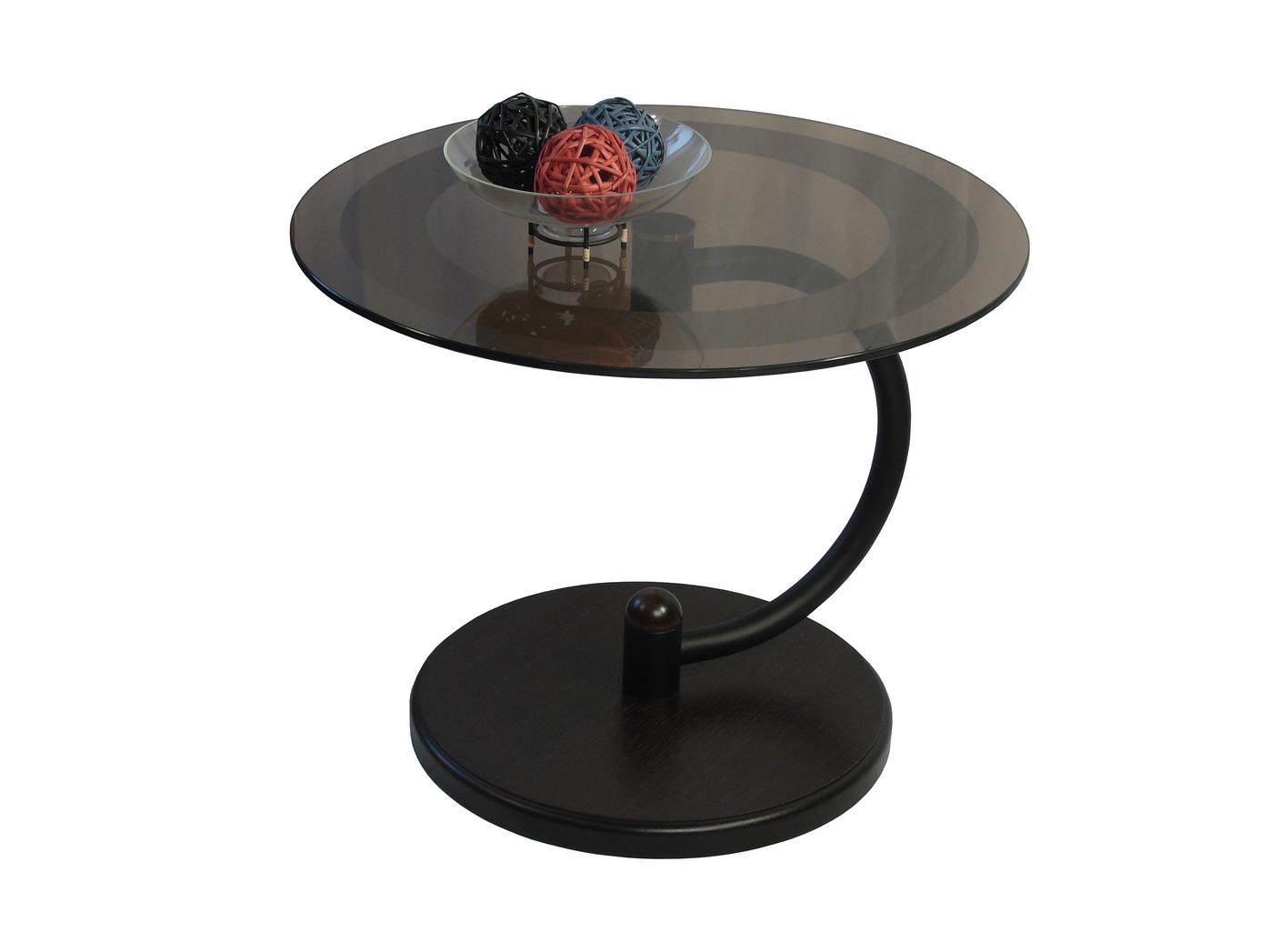 Кофейный стол круглый 135-4500