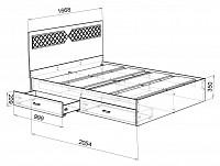 Спальный гарнитур 500-108019