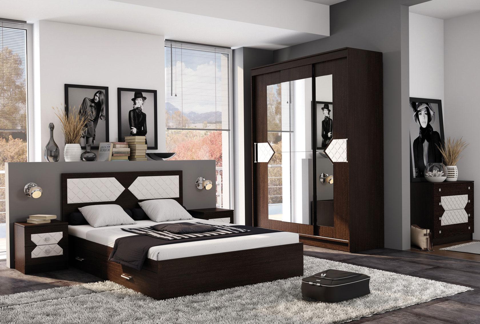 Спальный гарнитур 150-108020