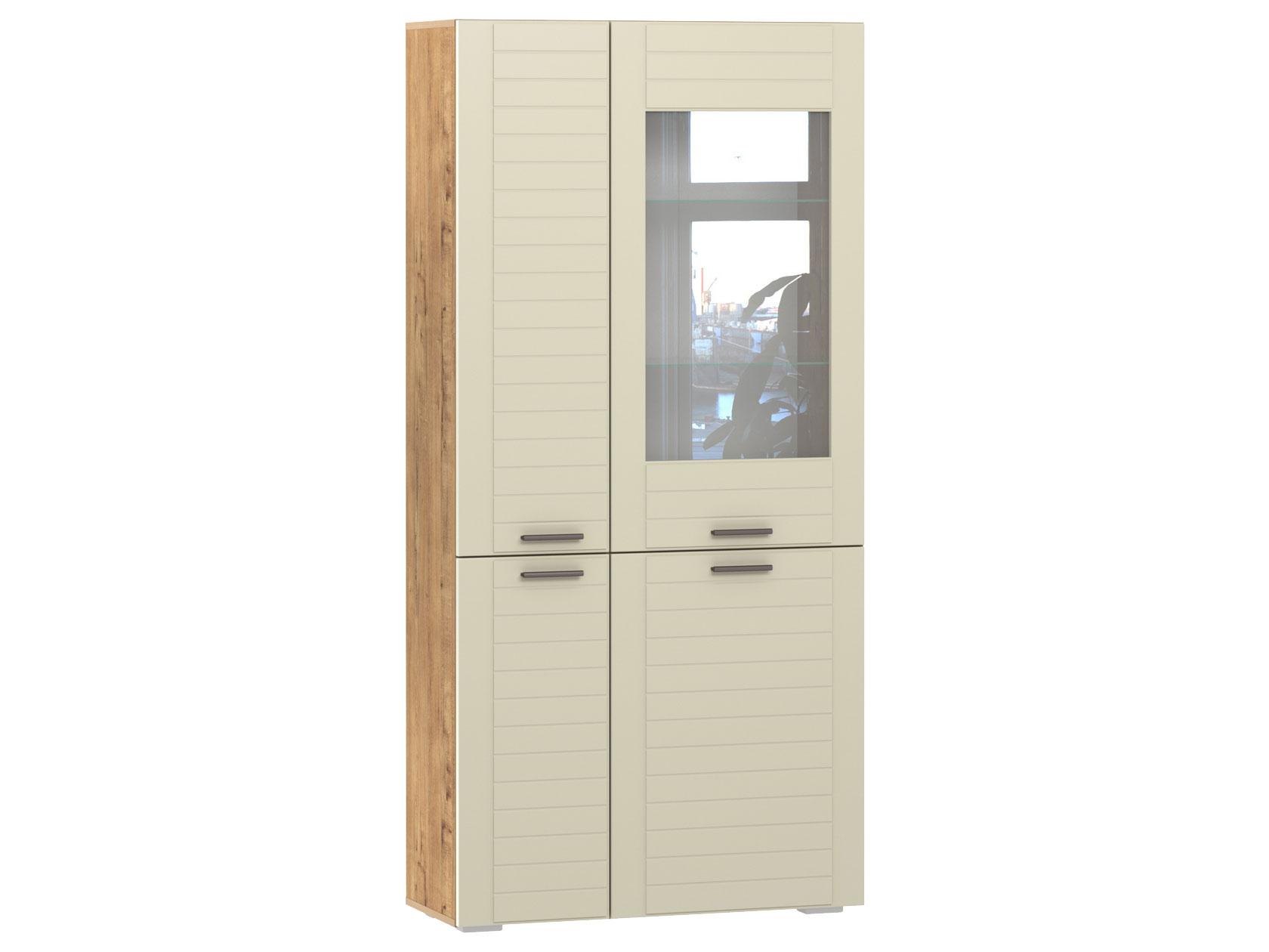 Шкаф-витрина 108-113325