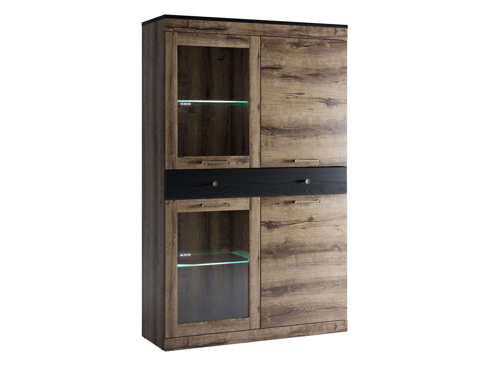 Шкаф-витрина 108-95021