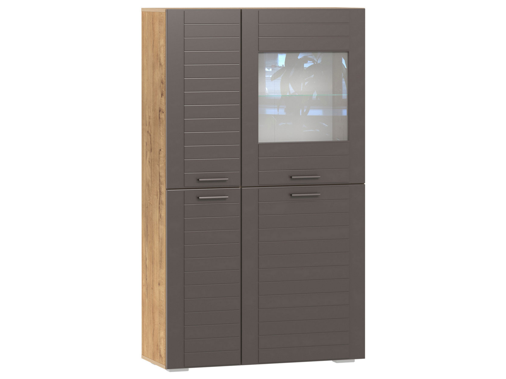 Шкаф-витрина 150-113324