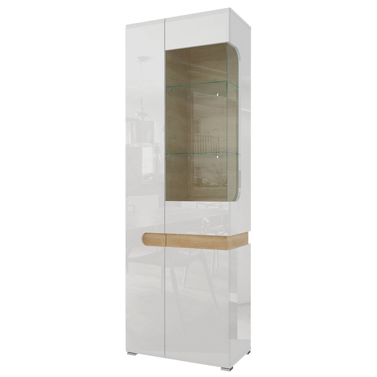 Шкаф-витрина 108-93914