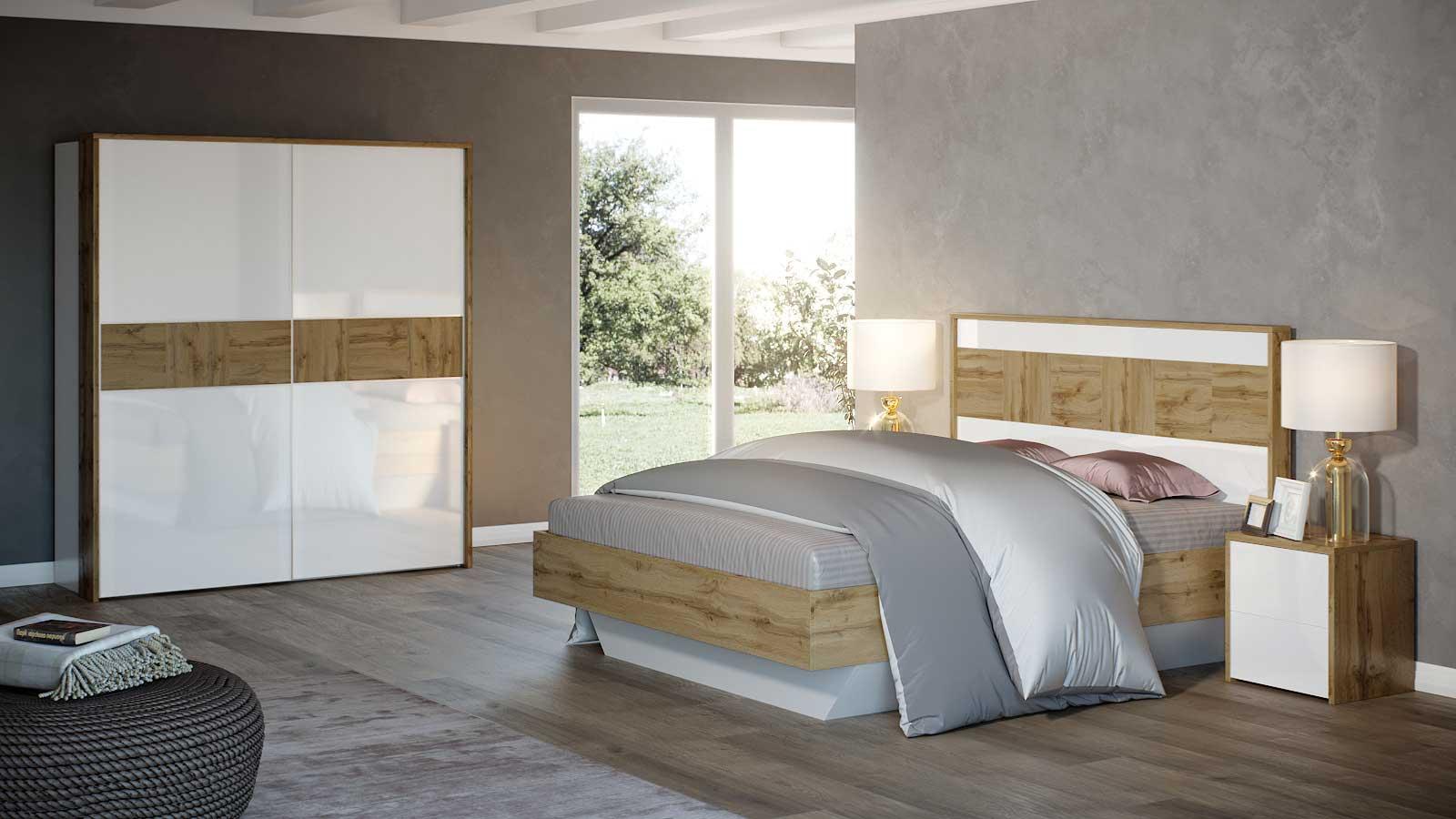 Спальный гарнитур 150-99708