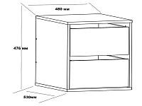 Спальный гарнитур 500-115465