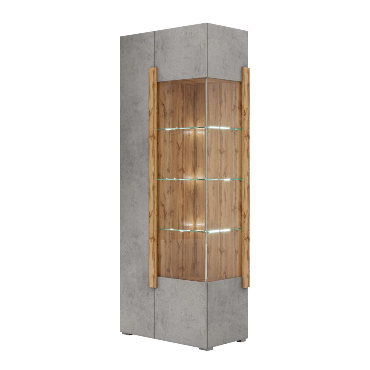 Шкаф-витрина 150-85312