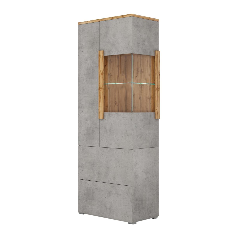 Шкаф-витрина 150-85506