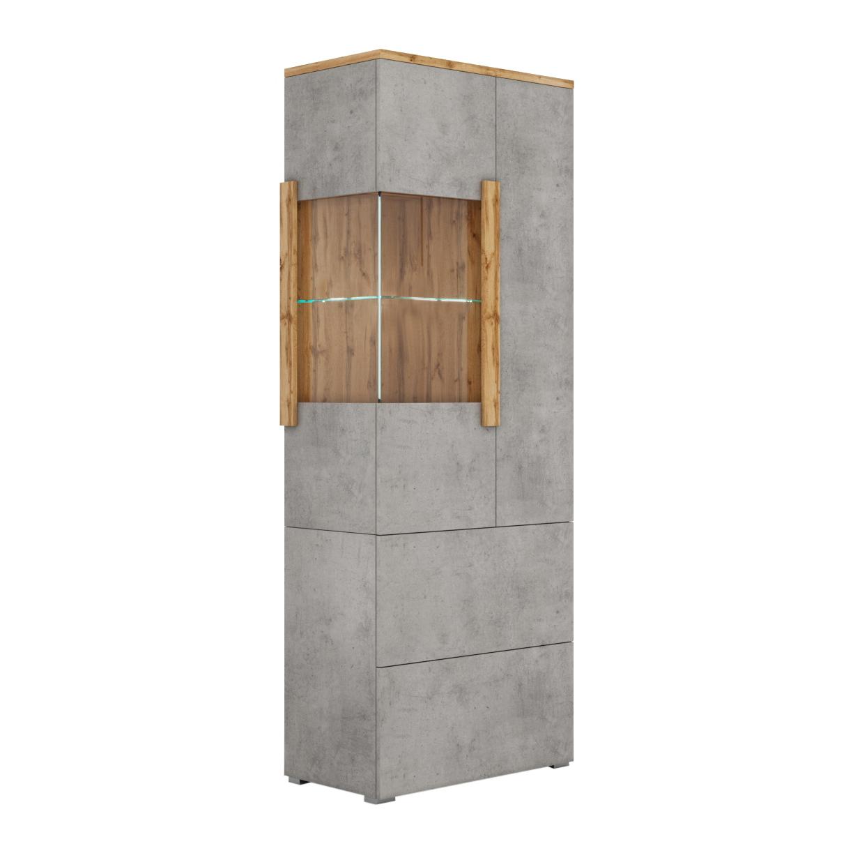 Шкаф-витрина 150-85508