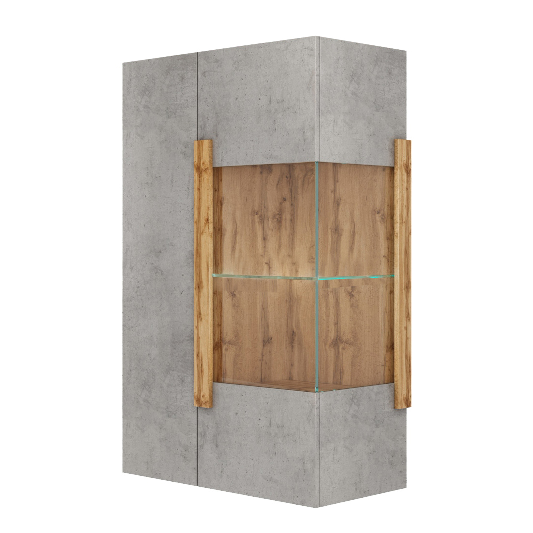 Шкаф-витрина 150-85373