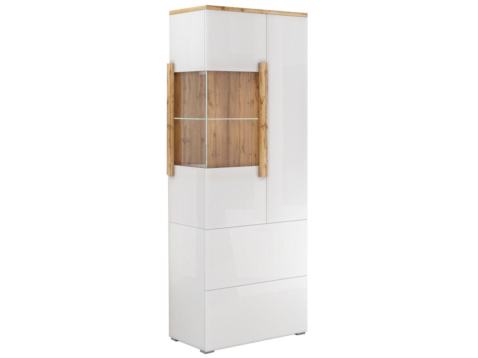 Шкаф-витрина 179-103055