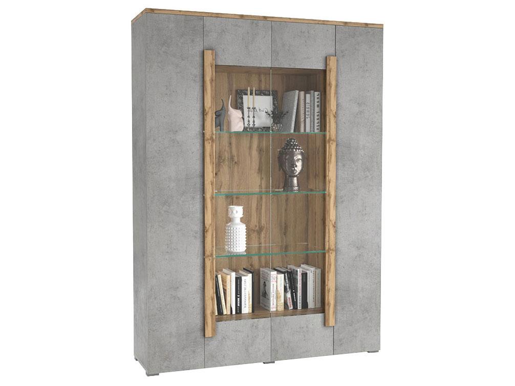 Шкаф-витрина 108-116045