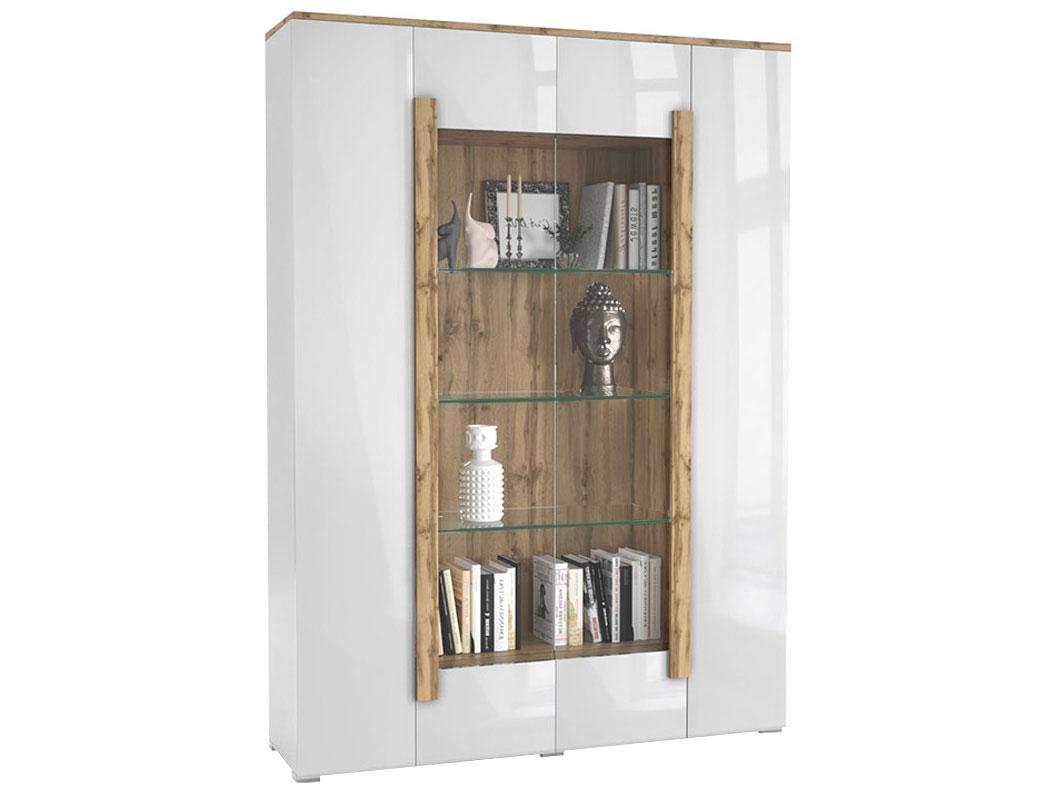 Шкаф-витрина 150-116040