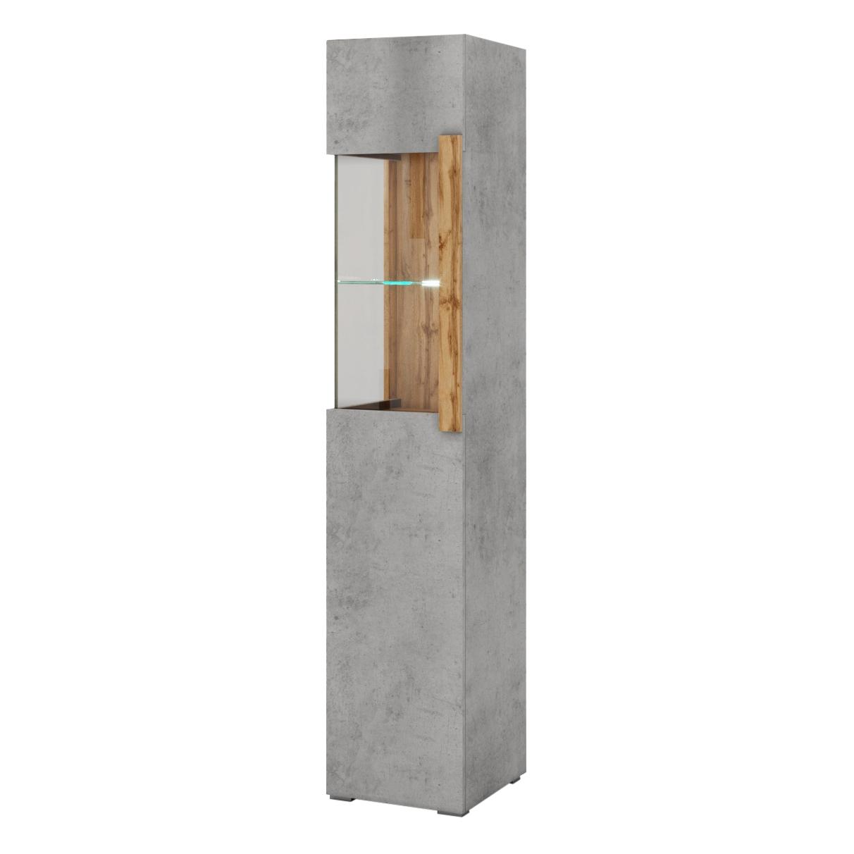 Шкаф-витрина 150-85365