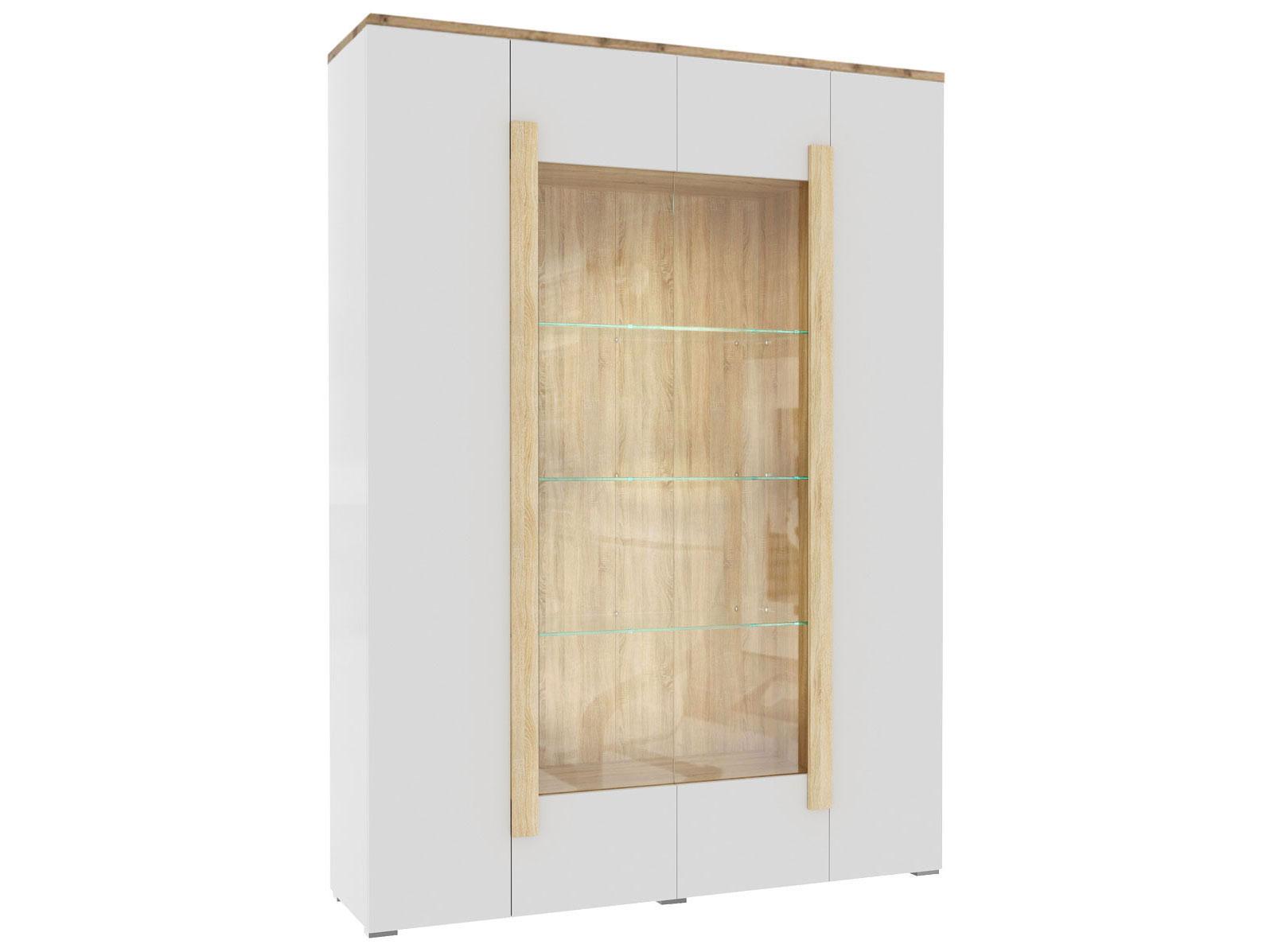 Шкаф-витрина 179-116075