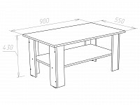 Стол 500-55078