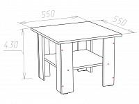 Стол 500-55076