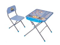Стол и стул 500-84967
