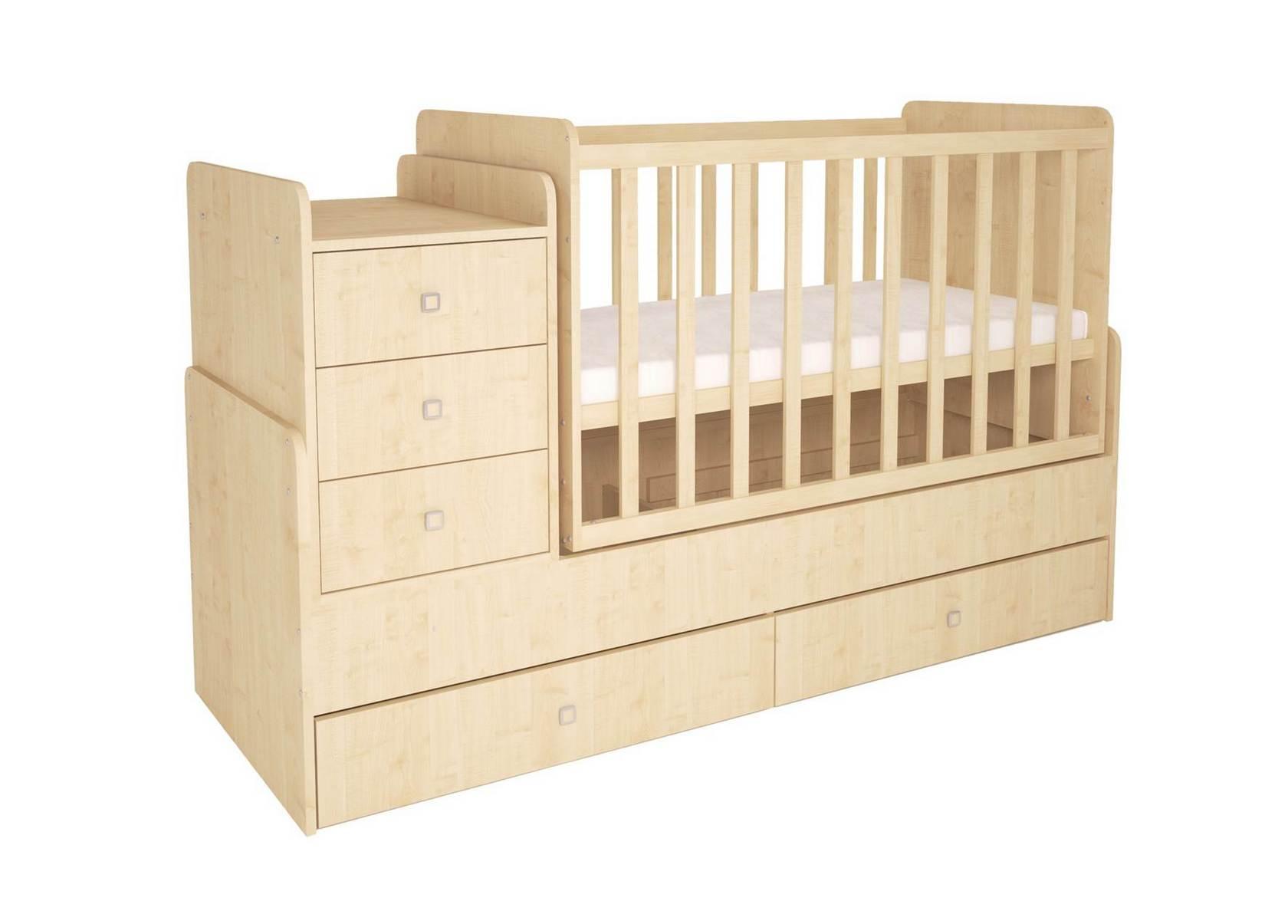Кроватка 150-84777