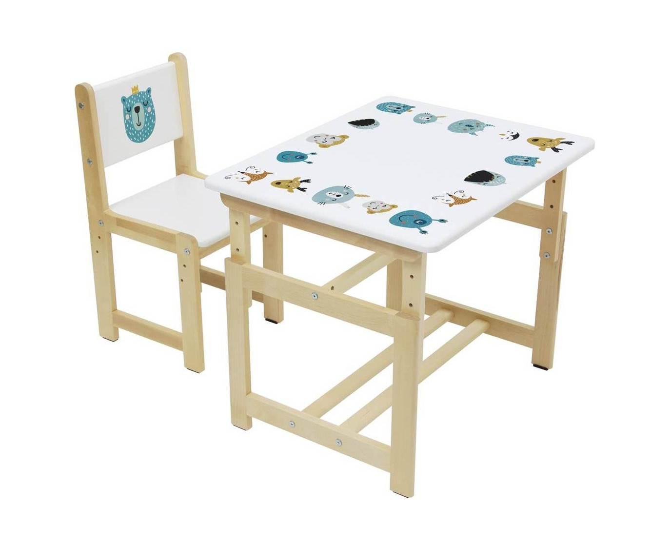 Столик и стульчик 179-84959