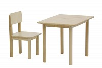 Стол и стул 192-84892