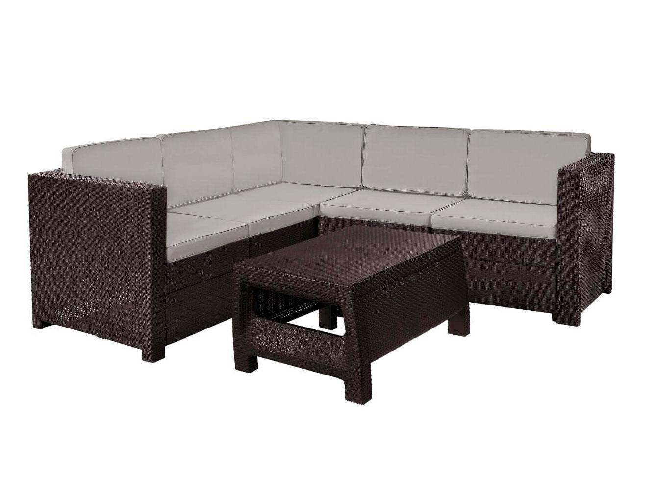 Комплект плетеной мебели 160-54502