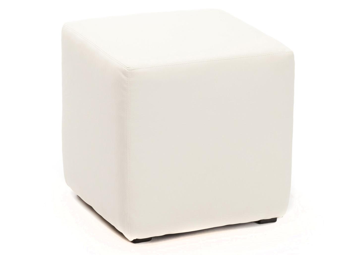 Пуфик кожаный 105-13894
