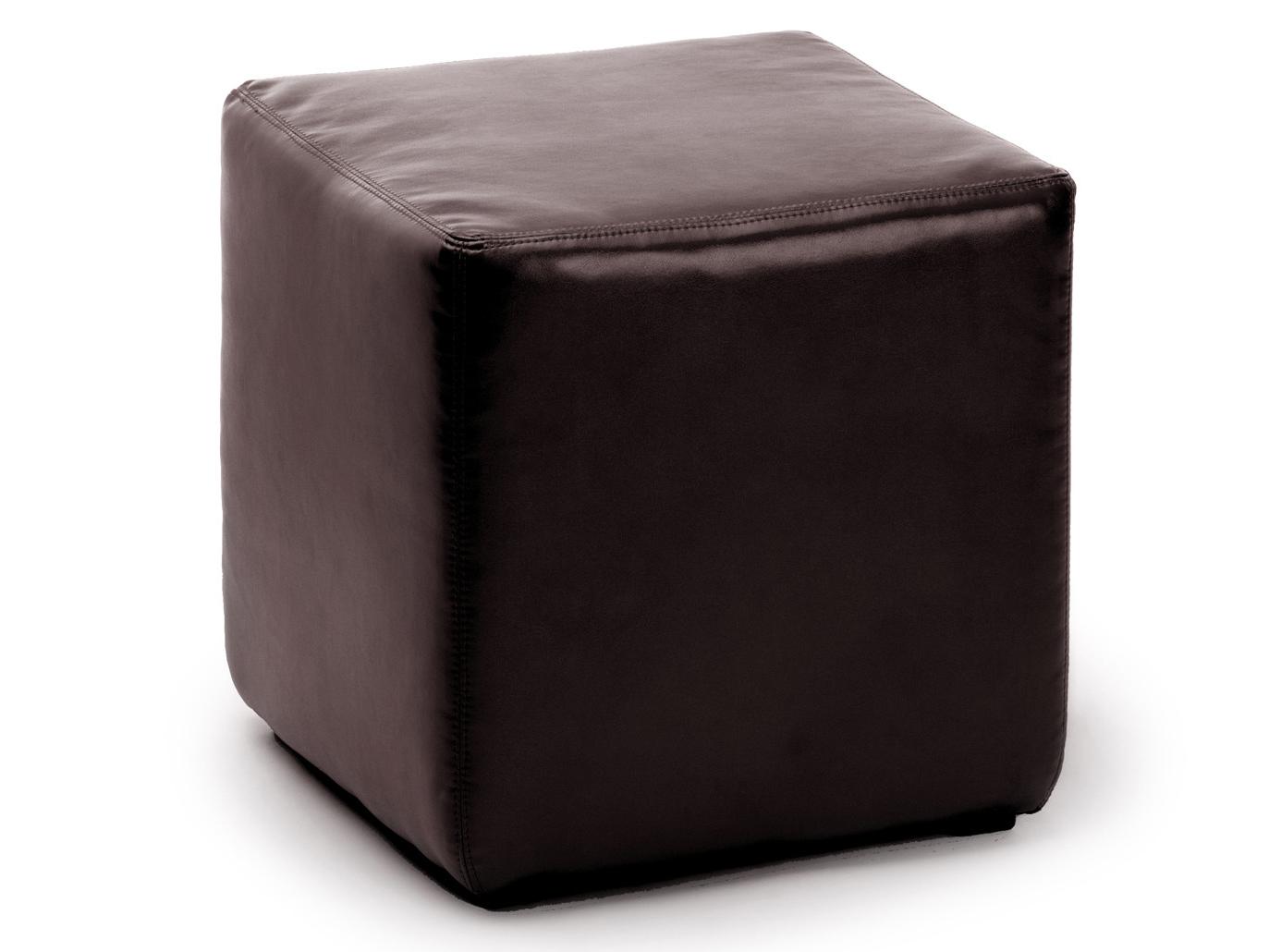 Пуфик кожаный 149-13895