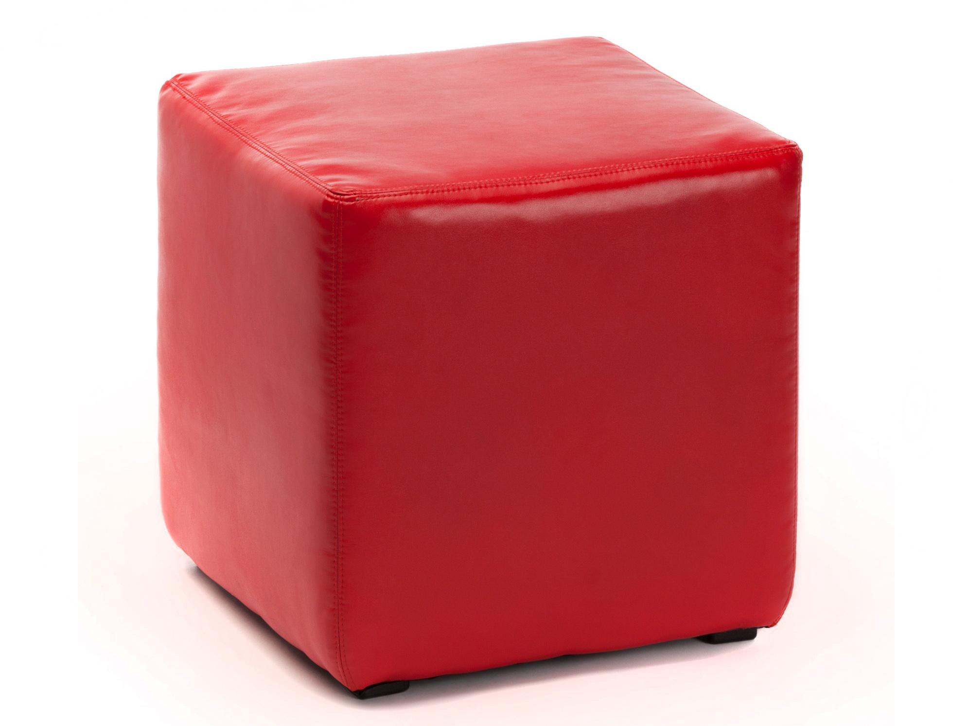 Пуфик кожаный 200-13896