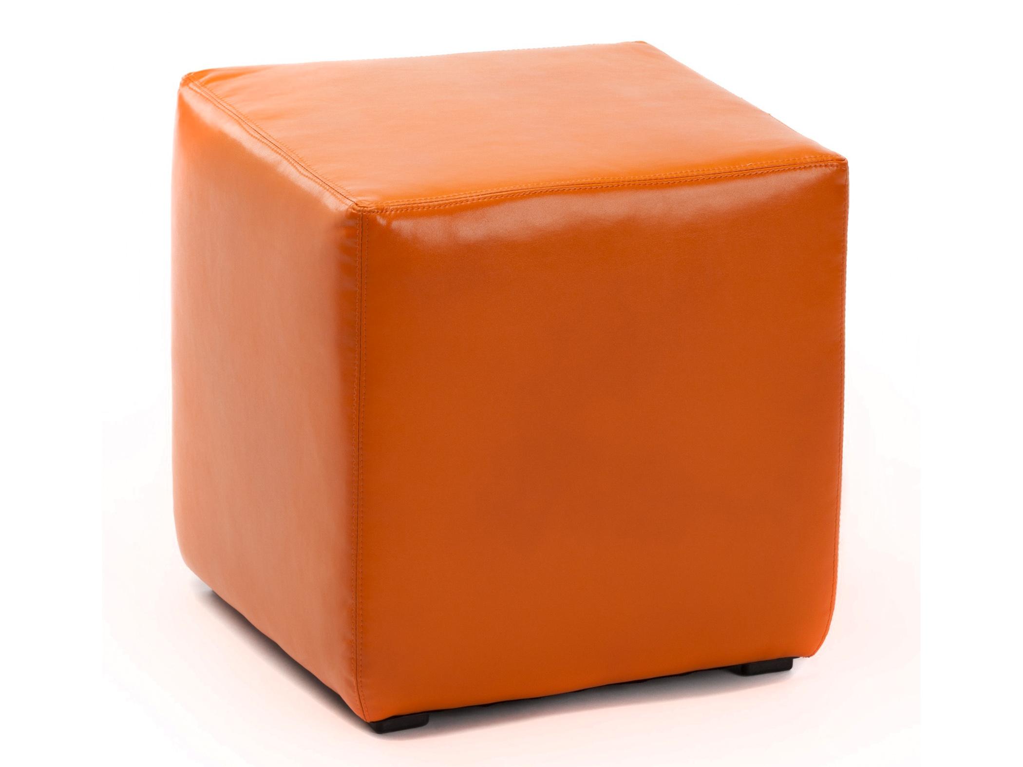 Пуфик кожаный 105-13897