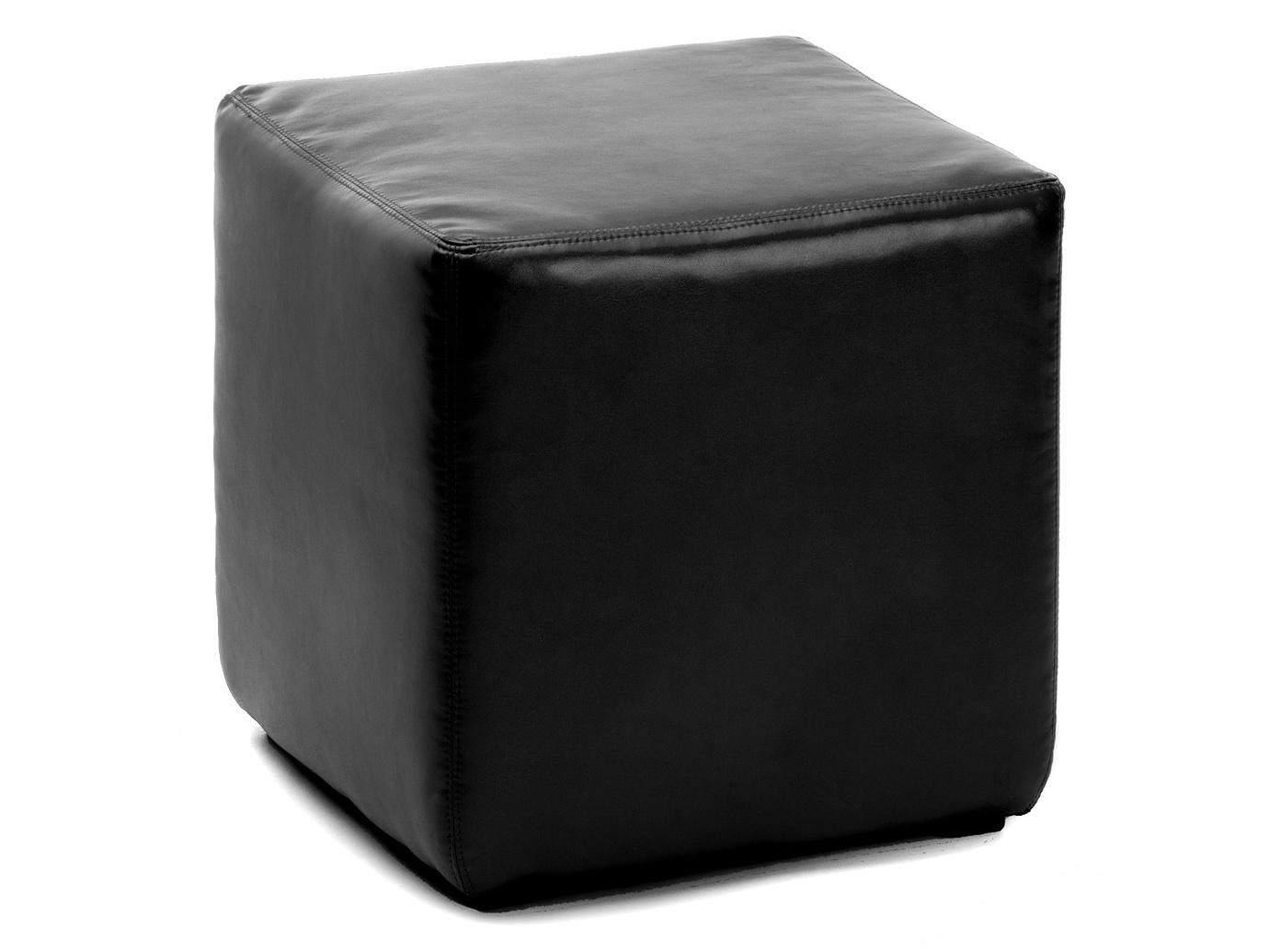 Пуфик кожаный 151-37440