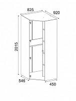 Шкаф 500-87118