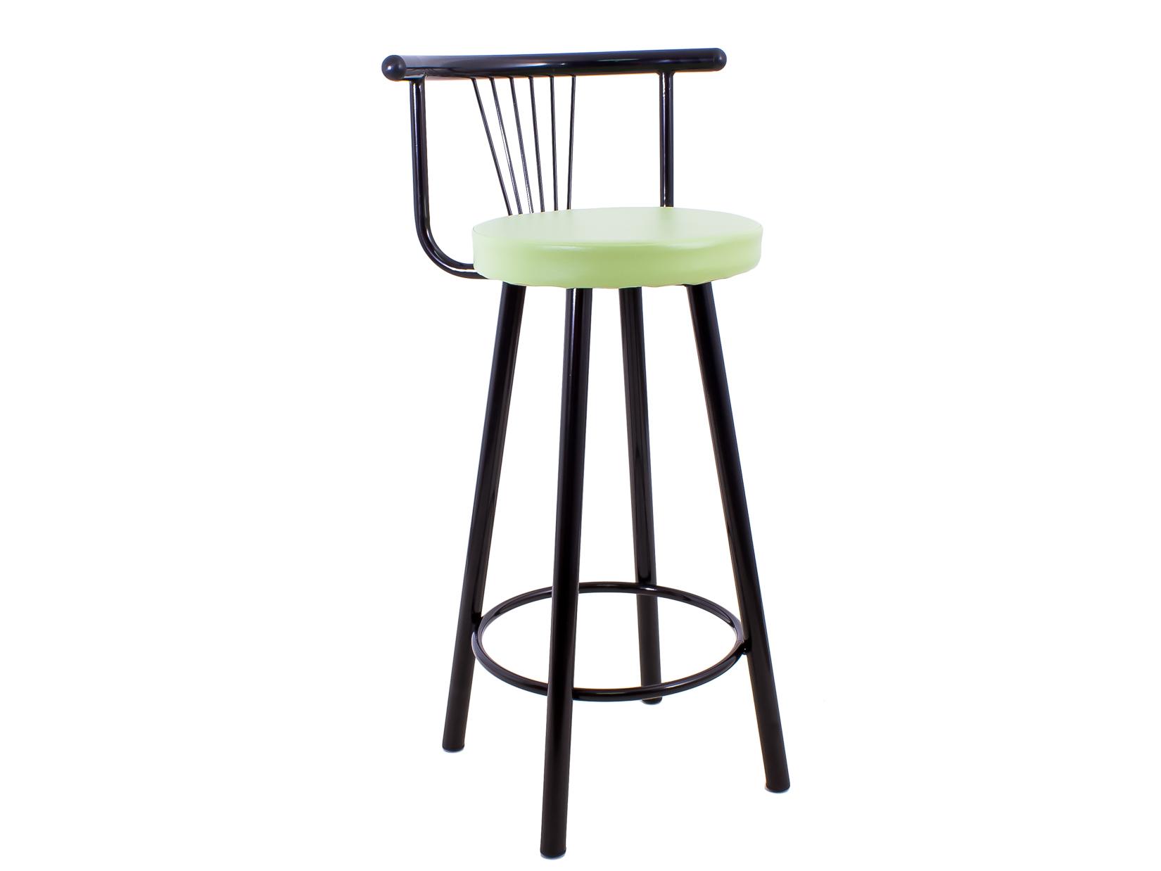 Мягкий барный стул для кухни 153-16121
