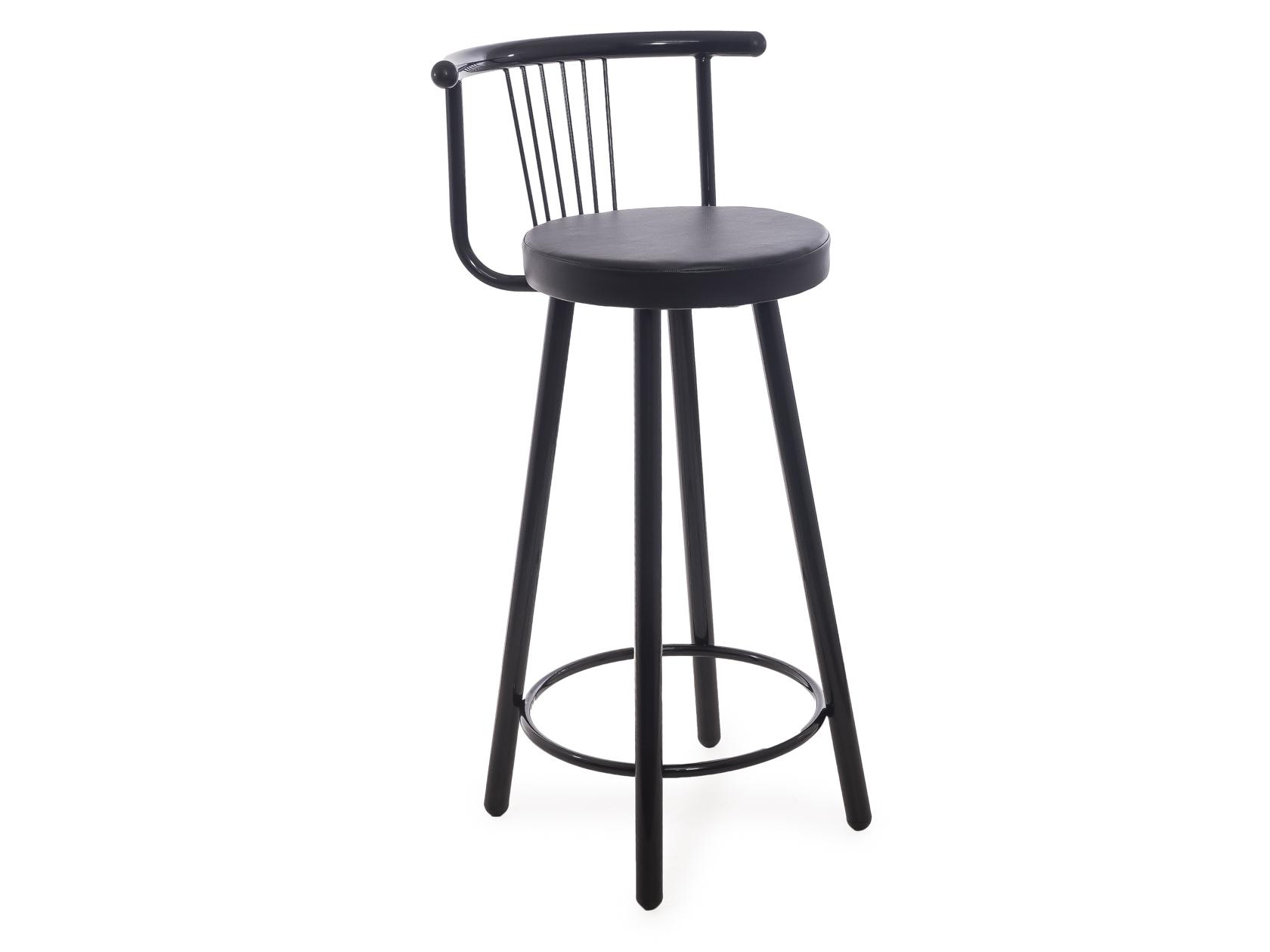 Мягкий барный стул для кухни 193-16125