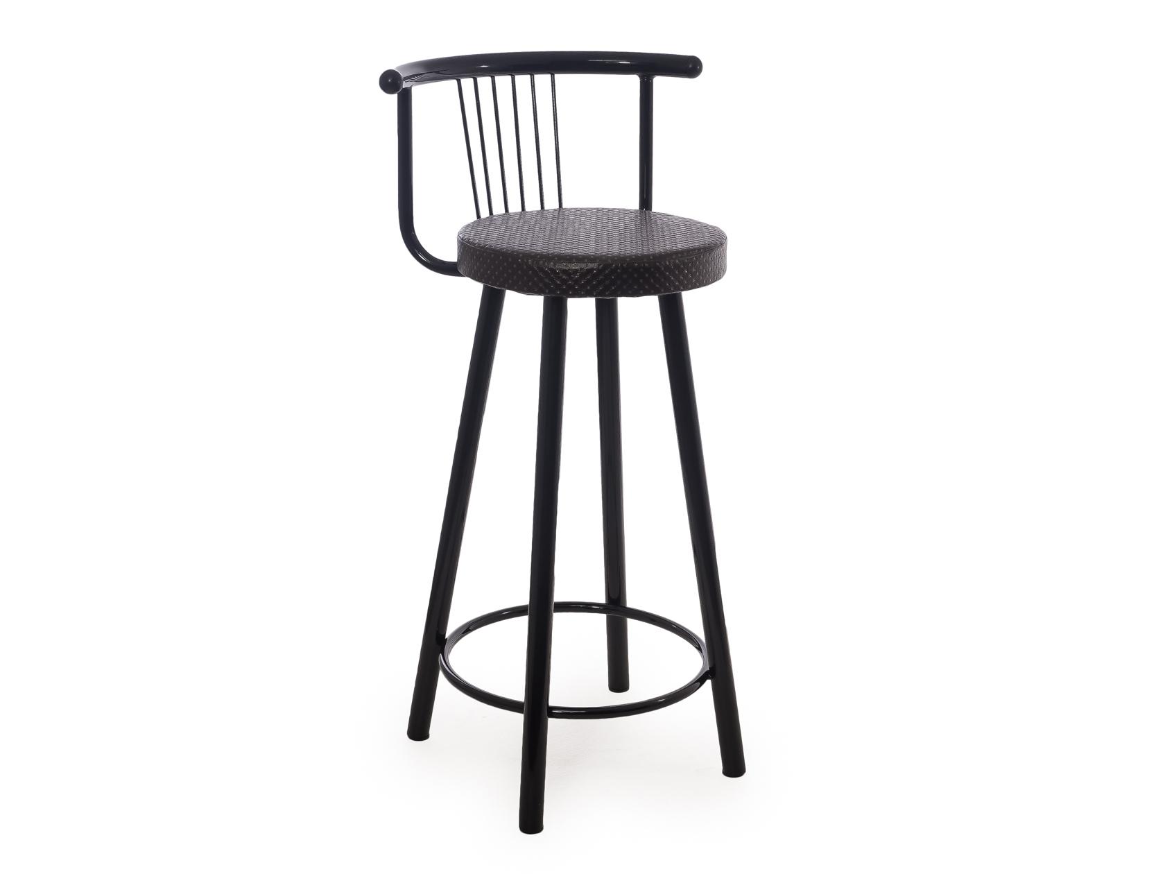 Мягкий барный стул для кухни 192-16120